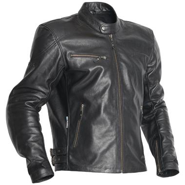 Halvarssons Lemmy Leather Motorcycle Jacket