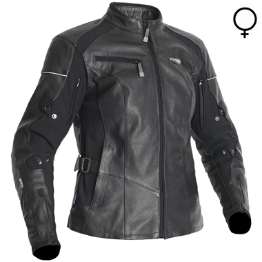 Jofama Katla Ladies Leather Motorcycle Jacket