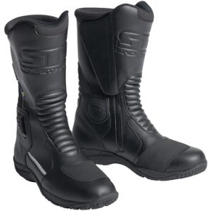 Lindstrands Trickle Motorcycle Waterproof Boots in Black