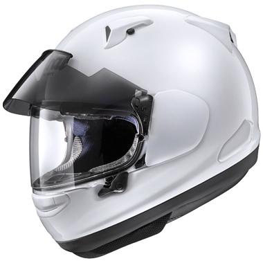 Arai QV-Pro Motorcycle Helmet Diamond White