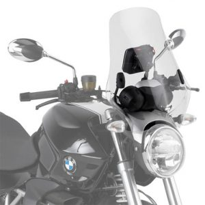 Givi 147A A5100A Motorcycle Screen BMW R1200R 2011 to 2014 Clear