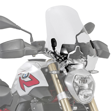 Givi 147A A5117A Motorcycle Screen BMW R1200 R 2015 on Clear