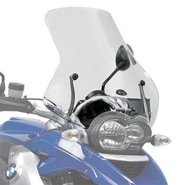 Givi 330DT D330KIT Motorcycle Screen BMW R1200 GS up to 2012 Clear
