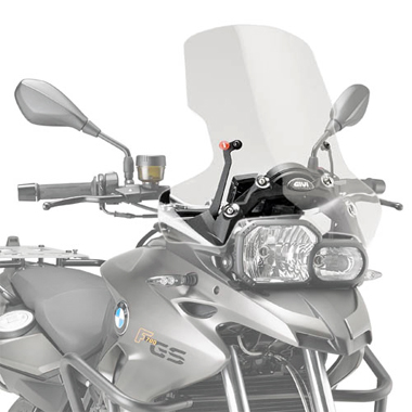 Givi 5107DT D5107KIT Motorcycle Screen BMW F700 GS 2013 on Clear