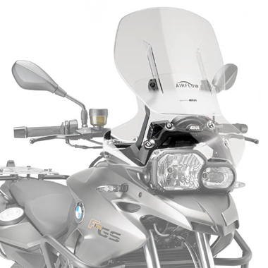 Givi AF5107 Motorcycle Screen BMW F700 GS 2013 on Clear