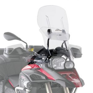 Givi AF5110 Motorcycle Screen BMW F800 GS Adventure 2013 on Clear