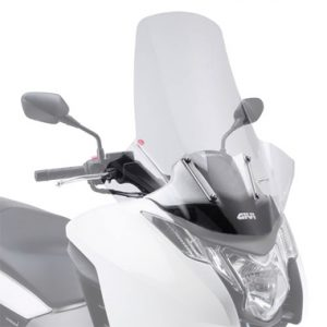 Givi D1109ST Clear Motorcycle Screen Honda Integra 750 2016 on