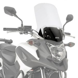 Givi D1111ST Clear Motorcycle Screen Honda NC700X 2012 to 2013