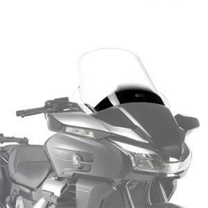 Givi D1134ST Clear Motorcycle Screen Honda CTX1300 2014 on