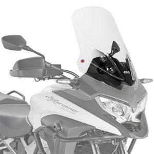 Givi D1139ST Motorcycle Screen Honda VFR800 Crossrunner 2015 to 2016