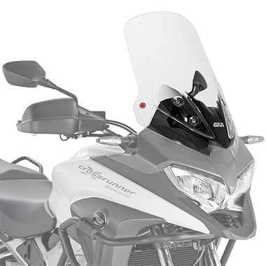 Givi D1139ST Motorcycle Screen Honda VFR800 Crossrunner 2015 to 2016