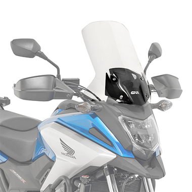 Givi D1146ST Clear Motorcycle Screen Honda NC750X 2016 on