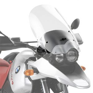 Givi D233S Motorcycle Screen BMW R1150 GS 2000 to 2003 Clear