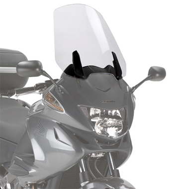Givi D307ST Motorcycle Screen Honda NT700 Deauville 06 to 12 on Clear