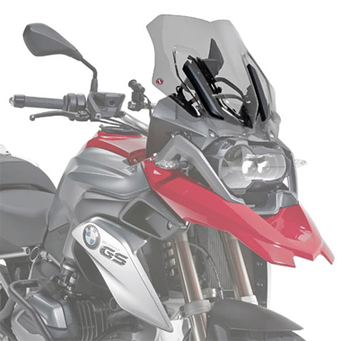 Givi D5108B Motorcycle Sports Screen BMW R1200GS 2013 to 2015