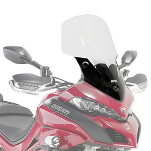 Givi D7406ST Motorcycle Screen Ducati Multistrada 950 17 on Clear