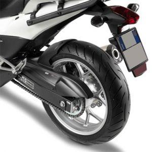 Givi MG1109 Motorcycle Mudguard Honda NC750S 14 to 15 Black