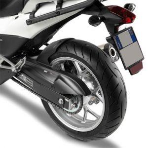 Givi MG1109 Motorcycle Mudguard Honda NC750X 14 to 15 Black