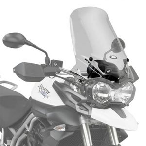 Givi 6401DT D6401KIT Motorcycle Screen Triumph Tiger 800 to 2017