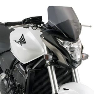 Givi A1102 Motorcycle Screen Honda CB600F Hornet 11 to 13 Smoke