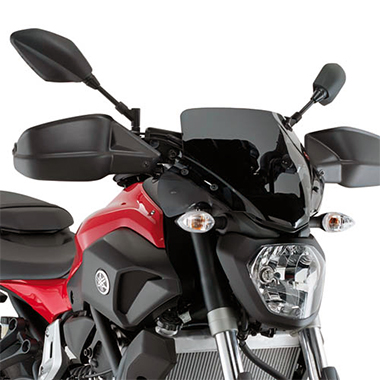 Givi A2118 Motorcycle Screen Yamaha MT07 2014 to 2017