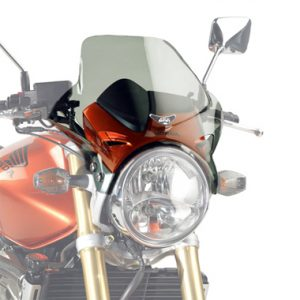 Givi A305 Motorcycle Screen Honda CB600F Hornet 2003 to 2006 Smoke