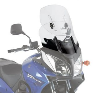 Givi AF260 Motorcycle Screen Suzuki DL650 04 to 11 Clear
