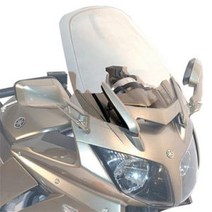 Givi D134ST Motorcycle Screen Yamaha FJR1300 2001 to 2005 Clear
