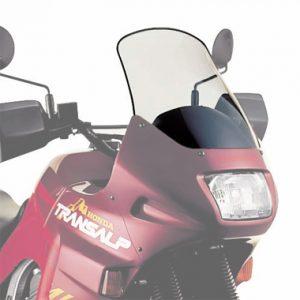 Givi D191S Motorcycle Screen Honda XL600 Transalp 94 to 99 Smoke