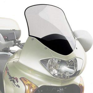 Givi D209S Motorcycle Screen Honda XL650 Transalp 00 to 07 Smoke