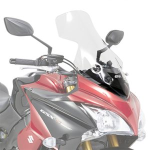 Givi D3110ST Clear Motorcycle Screen Suzuki GSXS1000F 2015 on