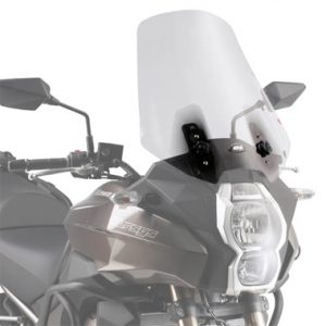 Givi D4105ST Motorcycle Screen Kawasaki Versys 650 2015 to 2016 Clear