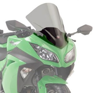 Givi D4108S Motorcycle Screen Kawasaki Ninja 300 13 on Smoke
