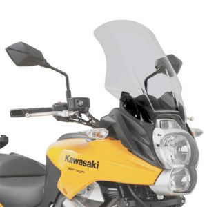 Givi D410ST Motorcycle Screen Kawasaki Versys 650 10 to 14 Clear