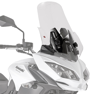 Givi D4114ST Motorcycle Screen Kawasaki Versys 650 2015 to 2016 Clear