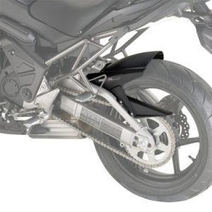 Givi MG4103 Motorcycle Mudguard Kawasaki Versys 650 06 to 09 Black