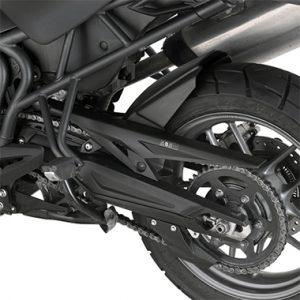 Givi MG6401 Motorcycle Mudguard Triumph Tiger 800 XC 11 on Black