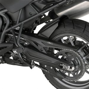 Givi MG6401 Motorcycle Mudguard Triumph Tiger 800 XR 11 on Black