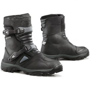 Forma Adventure Low Motorcycle Boots Black