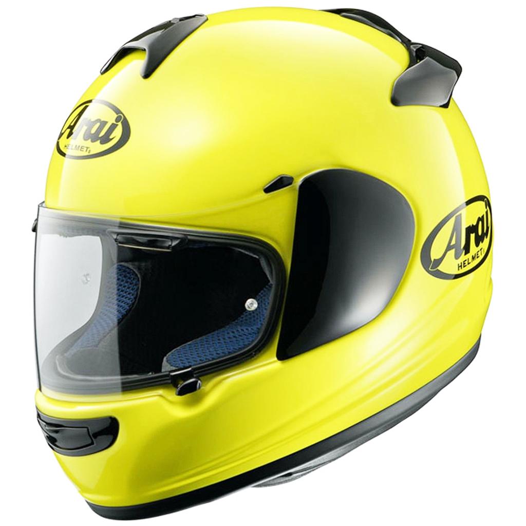 Arai Chaser X Motorcycle Helmet Fluorescent Yellow