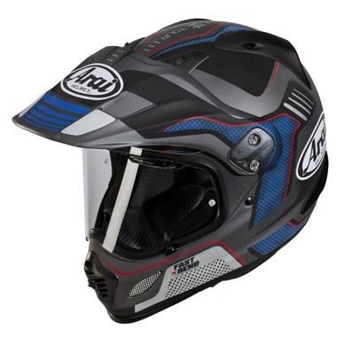 Arai Tour X4 Adventure Motorcycle Helmet Vision Grey