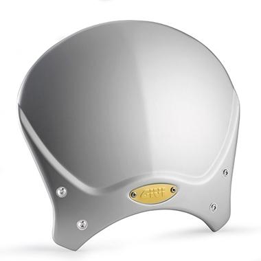 Givi 100AL AL2128A Motorcycle Screen Yamaha XSR900 2016 on White