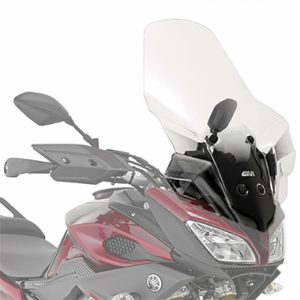 Givi 2122DT D2122KIT Motorcycle Screen Yamaha MT09 Tracer 2015 on