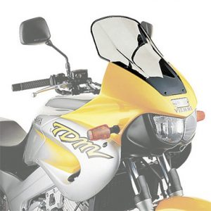 Givi D116S Screen Yamaha XJ600 Diversion 1996 to 2003 Smoke