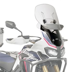 Givi AF1144 Motorcycle Screen Honda CRF1000L Africa Twin 16 on Clear