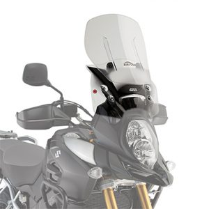 Givi AF3105 Motorcycle Screen Suzuki DL1000 Vstrom 2014 on Clear