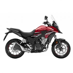 Honda CB500X Motorcycles Parts and Accessories