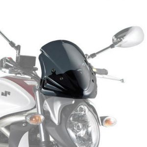 Givi A172 Motorcycle Screen Suzuki Gladius 650 2009 on
