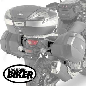 Givi PLX3112 V35 V37 Pannier Holders Suzuki DL650 2017 on