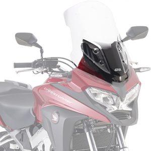 Givi D1157ST Motorcycle Screen Honda VFR800 Crossrunner 2017 on